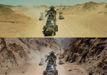 Mad Max: hihetetlen, de effektek nélkül még őrültebb az autós üldözés