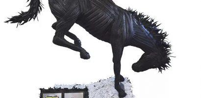 Állati jó szobrok Goodyear autógumiból