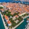 Horvátország a legnépszerűbb autóval felfedezhető tengerparti ország