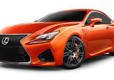A legstrapabíróbb abroncsok a Lexus legújabb sportautóin