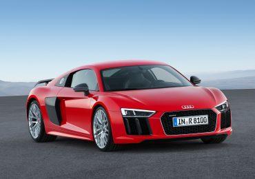 Az új Audi R8 Coupé