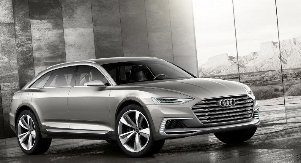Az Audi A6 legújabb verziója 2018-ban érkezik