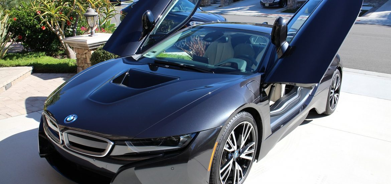 2017-ben mutatják be a BMW i8 változatát