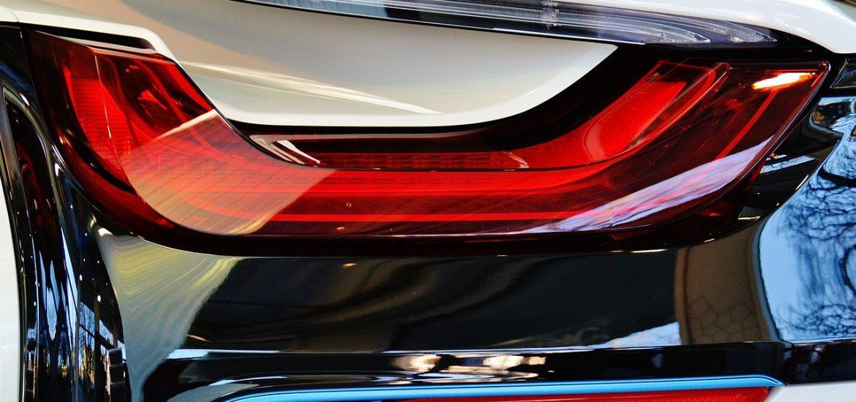 BMW i8 LED fényszórók