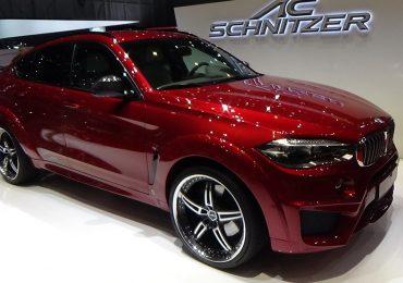 A BMW X6 határtalan vezetési élményt nyújt