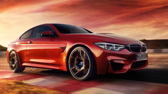A gyönyörű BMW M4!