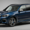 Dinamikus kinézetével robbant be a piacra 2017-ben a vadonatúj BMW X3!