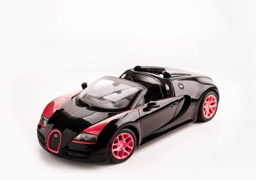 Bugatti Veyron, a sportos luxusautó