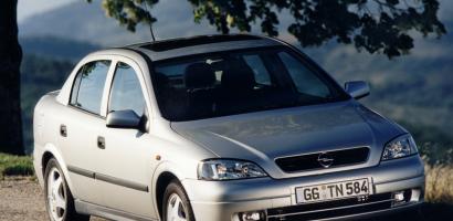 A nagycsaládosok kedvenc autójaként ismert Opel Astra G!