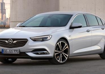 Az elegáns Opel Insignia, a 2017-es üzletemberek autója