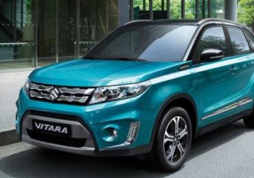 Az új Suzuki Vitara egy tökéletes városi terepjáró