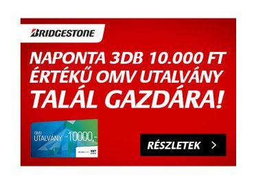 Most éri meg Bridgestone téli gumikat vásárolni!