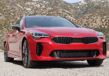 A 2018-as KIA Stinger GT teszt