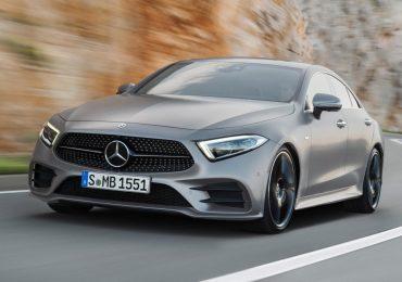 Így nézhet ki a 2018-as Mercedes CLS belseje