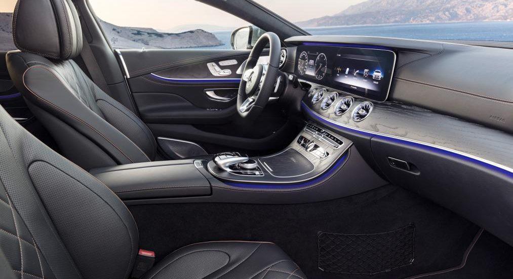 Mercedes CLS 2018 belső