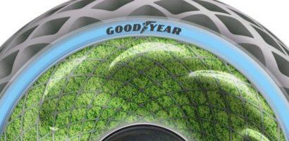 Guruló kiskert az autó alatt: Bemutatjuk a Goodyear Oxygene abroncsot